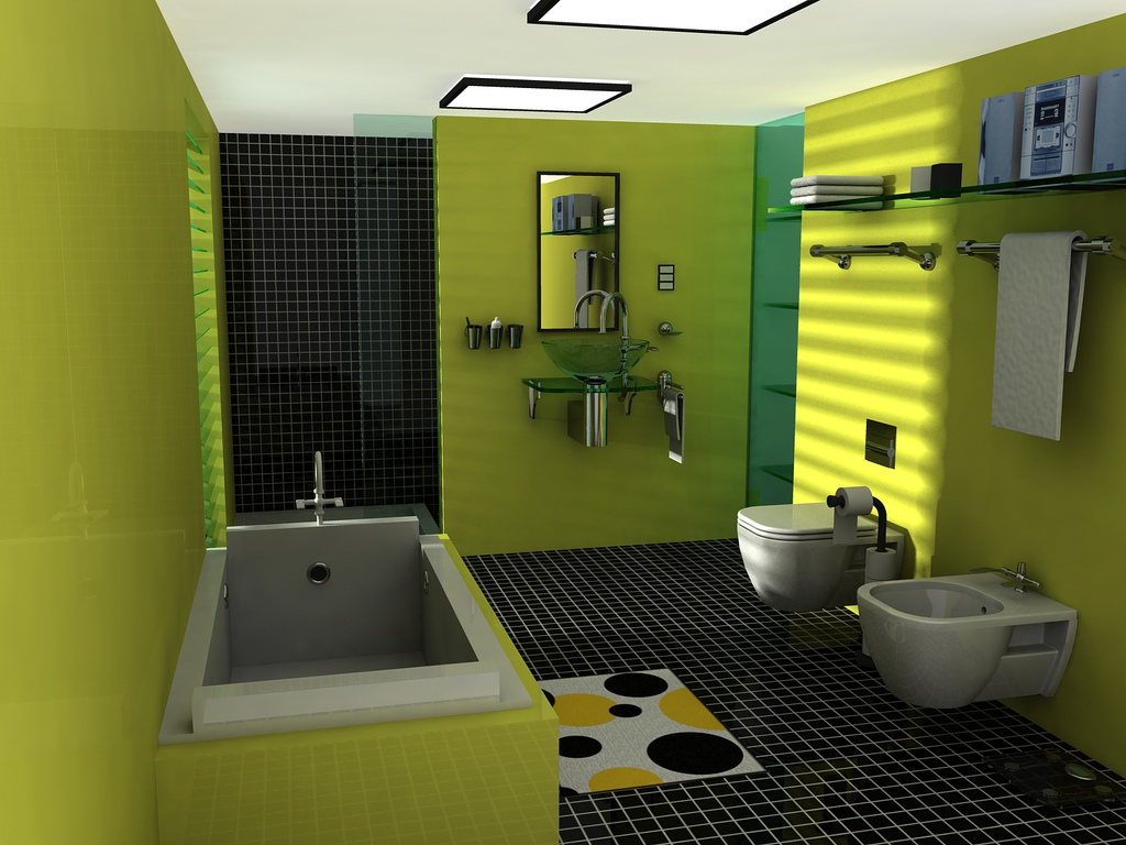 masculine-bathroom